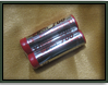Efest IMR 14500 Battery x2