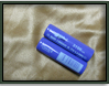 Efest 20A 18650 Battery x2